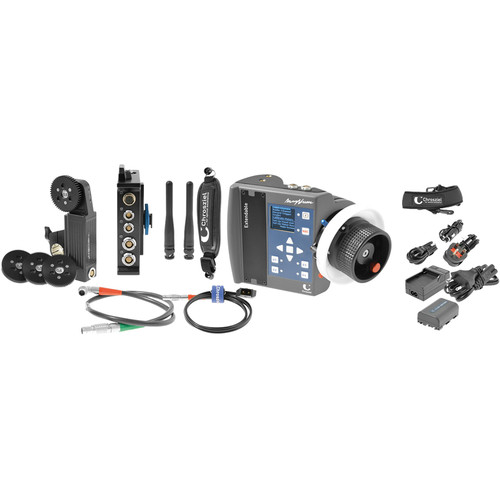 Chrosziel MN-150 MagNum Extendable Wireless Lens Control System with Heden M26VE Motor