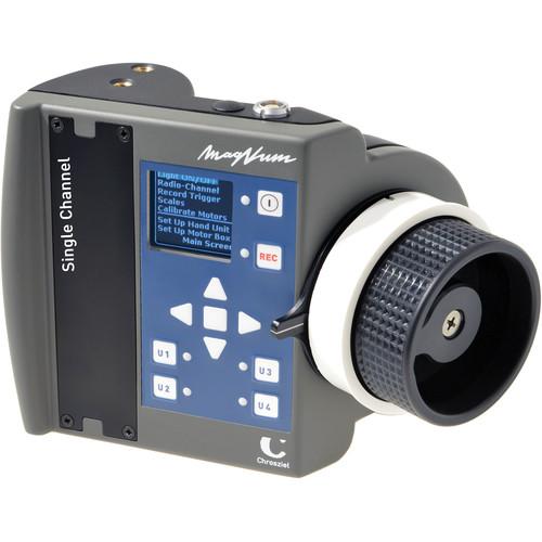Chrosziel MagNum 100 Single-Channel Transmitter Hand Unit