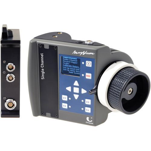 Chrosziel MagNum 101 Single-Channel Wireless Lens Control Transmitter & Receiver Set