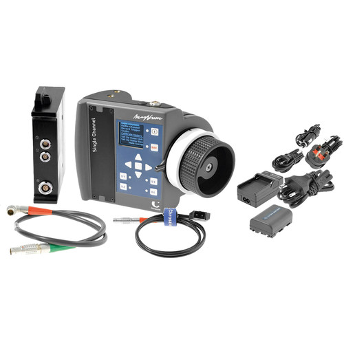 Chrosziel MagNum 101 Single Channel 2.4 GHz Wireless Follow Focus Kit (No Motor)
