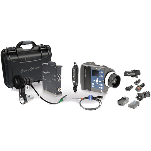 Chrosziel MagNum 101 Single Channel 2.4 GHz Wireless Follow Focus Kit with Chrosziel Motor