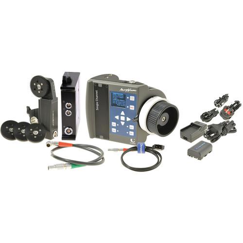 Chrosziel MagNum 101 Single Channel 2.4 GHz Wireless Follow Focus Kit with Heden Motor