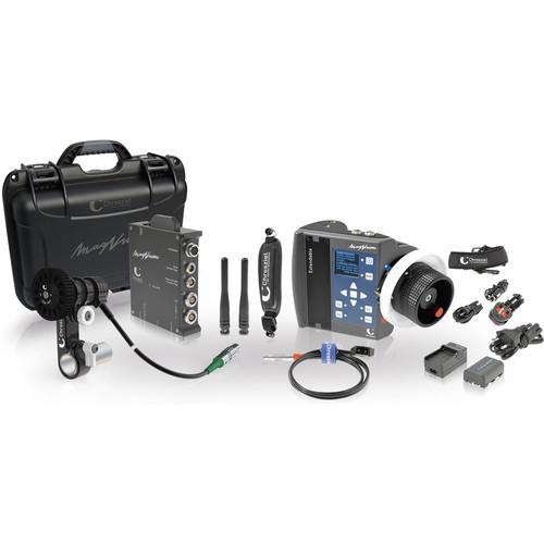 Chrosziel MN-150 MagNum Extendable Wireless Lens Control System with Chrosziel CDM-100 Motor
