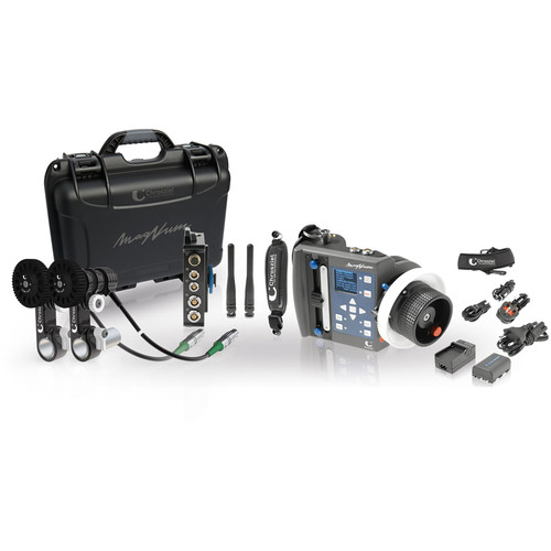 Chrosziel MN-200 MagNum Dual Channel Wireless Lens Control System with Chrosziel Motors