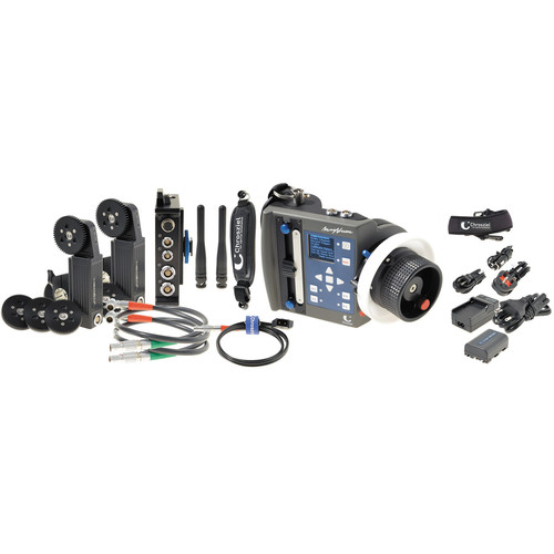 Chrosziel MN-200 MagNum Dual Channel Wireless Lens Control System with Heden Motors