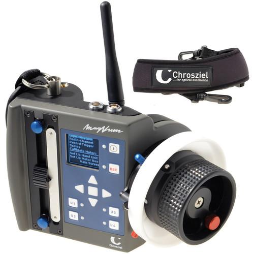 Chrosziel MagNum 200 2-Channel Wireless Lens Control Hand Unit