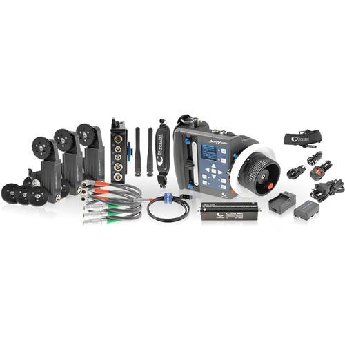 Chrosziel MagNum 300 3-Channel Wireless Lens Control System