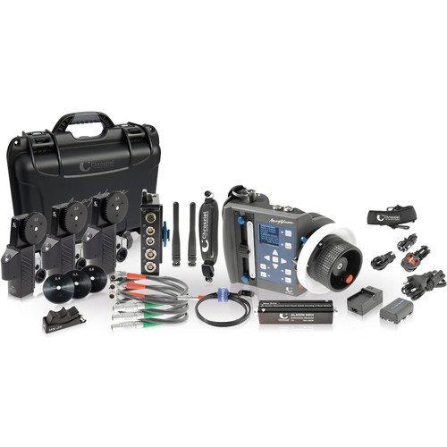 Chrosziel MN-300 MagNum 3-Axis Wireless Lens Control System with Betz Motors