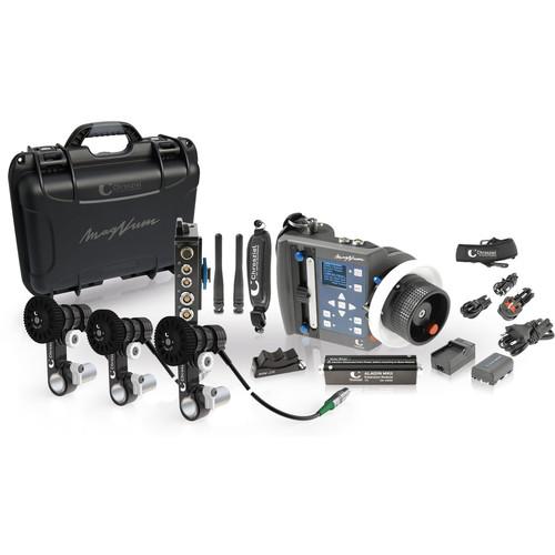 Chrosziel MN-300 MagNum 3-Axis Wireless Lens Control System with Chrosziel Motors