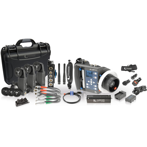Chrosziel MN-300 MagNum 3-Axis Wireless Lens Control System with Heden Motors