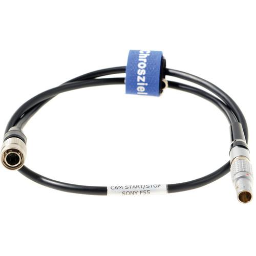 Chrosziel MagNum Lemo 9-Pin to Sony F5/F55 Hirose 4-Pin Start/Stop Cable