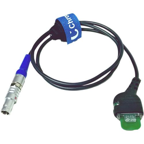 Chrosziel Digital Gauge to Magnum FIZ Cable for Lens Test Projector MK6
