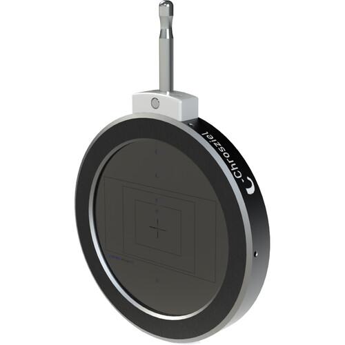 Chrosziel Lens Test Chart Reticle 65mm For Projector  P-TP7