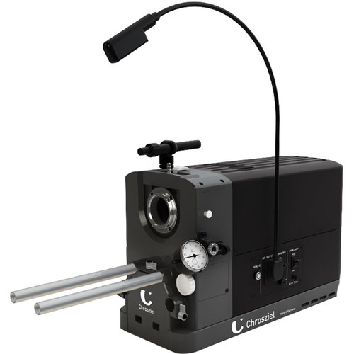 Chrosziel Lens Testing Projector MK6 - with PowerCable, Measure Plane Glass, Analogue  Measuring Gauge, LED