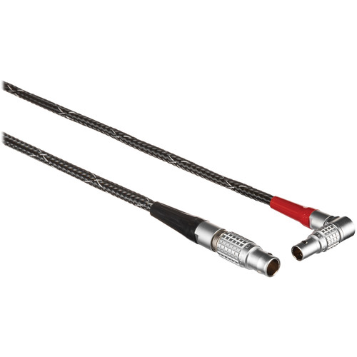 Chrosziel 5-Pin LEMO to 7-Pin LEMO Start/Stop + Power Cable (Right Angle)