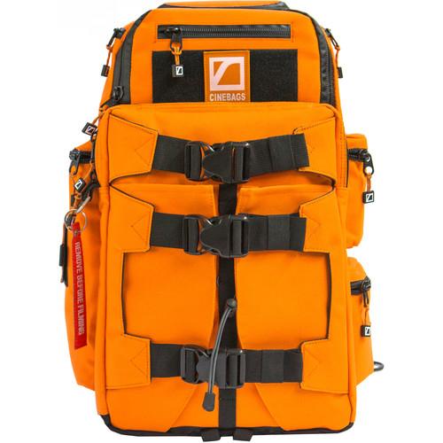 CineBags CB25B Revolution Backpack (Orange)