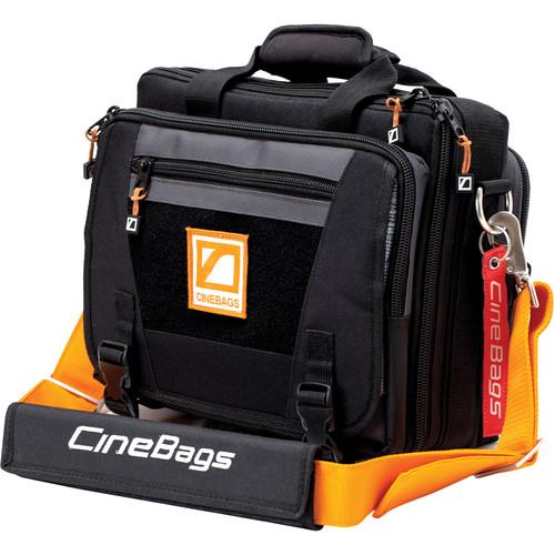 CineBags CB26 GP BUNKER Bag for GoPro Cameras (Black/Charcoal)