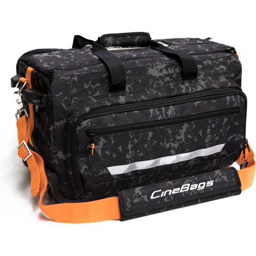 CineBags CB-40 High Roller Camera Bag (Tactical Camo)
