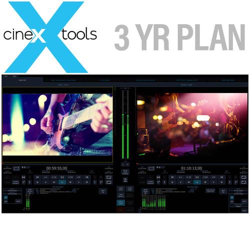 Cinedeck cineXtools 3-Year Subscription - cineXtools insert editor