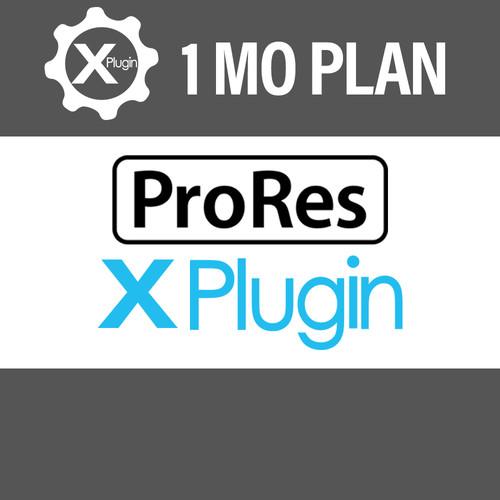 Cinedeck ProRes Plugin 1-Month Subscription Insert-Edit Plugin