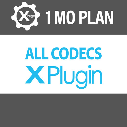Cinedeck All Codecs 1-Month Subscription Insert-Edit Plugin
