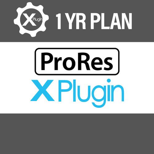 Cinedeck ProRes Plugin 1-Year Subscription Insert-Edit Plugin