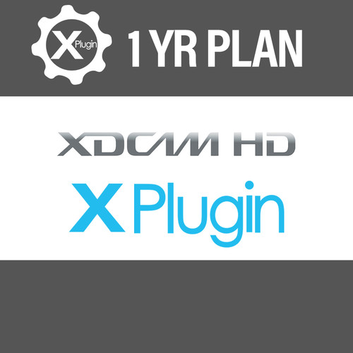 Cinedeck XDCAM Plugin 1-Year Subscription Insert-Edit Plugin