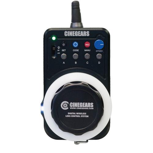 CINEGEARS Single Axis Wireless Express Controller