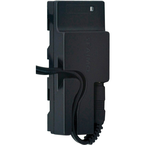 CINEGEARS D-Tap to Sony L-Type Dummy Battery with Power Regulation
