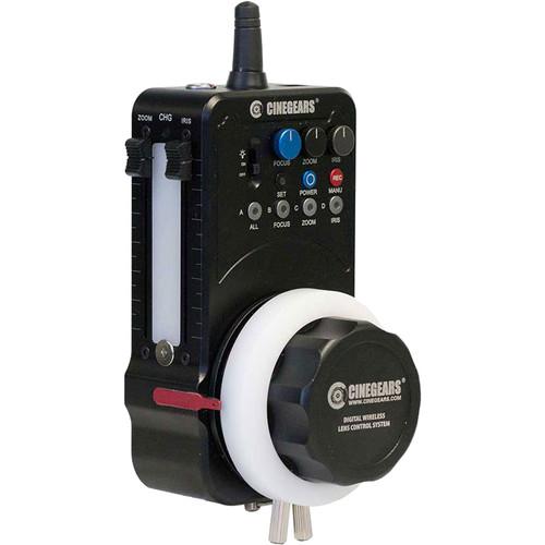 CINEGEARS Multi Axis Wireless Follow Focus Controller
