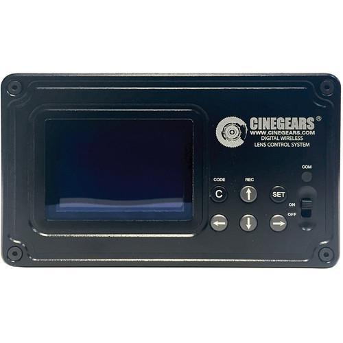 CINEGEARS Multi-Axis Wireless Receiver