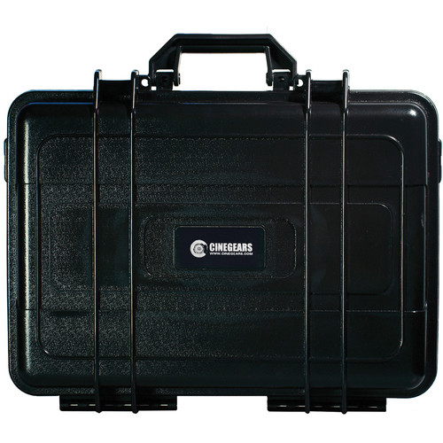CINEGEARS Hard Case with Foam Inserts for Multi-Axis Controller with Single Motor Kit
