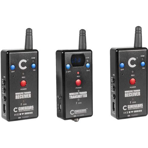 CINEGEARS Cinegears Wireless Trigger Kit