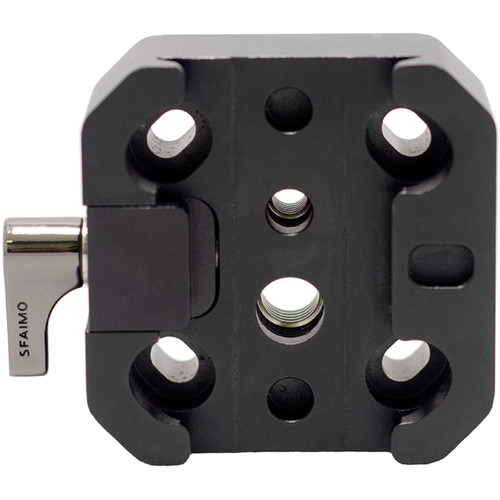 CINEGEARS Ronin Quick Release Bracket for Gimbal Cars & CableCams