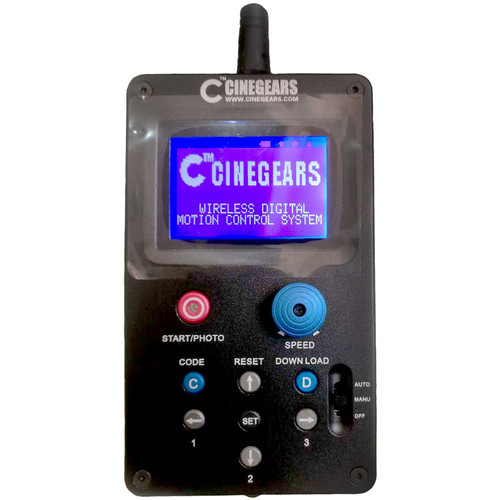 CINEGEARS Wireless Controller for Pegasus Wireless Cable-Cam Motion Control Kit