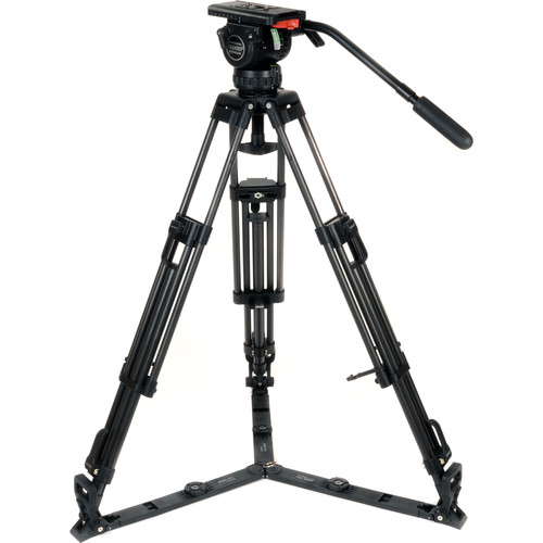 Secced Reach Plus 2 Kit with Two-Stage Tripod & Fluid Head