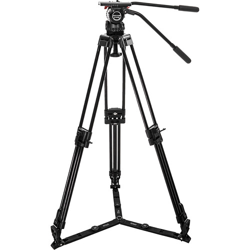 Secced Reach Plus 3 Kit with Two-Stage Carbon Fiber Tripod & Fluid Head