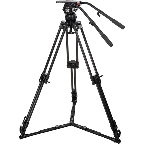 Secced Reach Plus 4 Kit with Two-Stage Carbon Fiber Tripod & Fluid Head