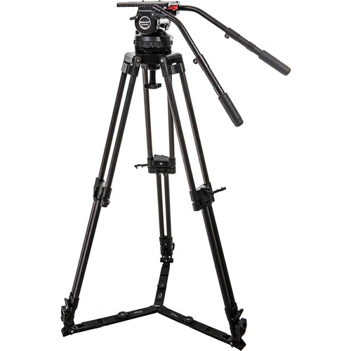 Secced Reach Plus 5 Kit with Two-Stage Carbon Fiber Tripod & Fluid Head