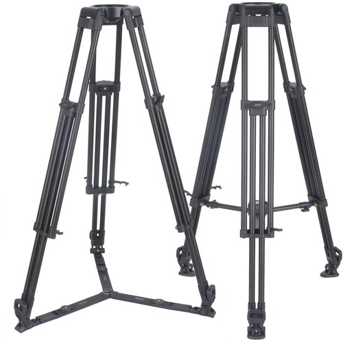 Secced 2-Stage Carbon Fiber Tripod (150mm Bowl)