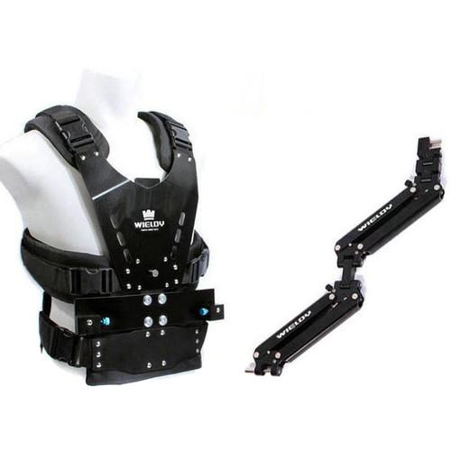 CINEGEARS Wieldy 2.2-16.5 lb Load Vest and Arm