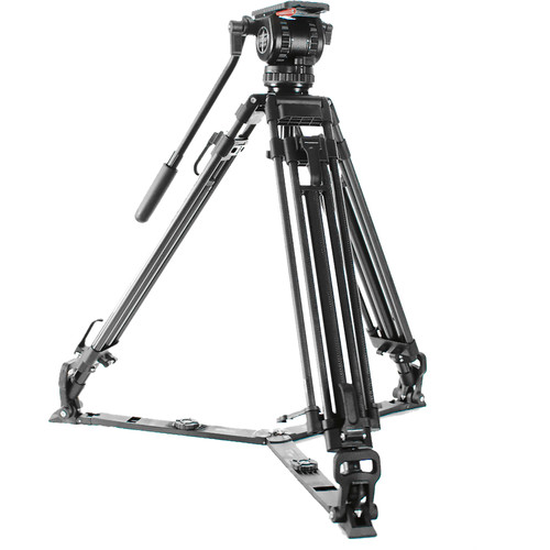 Secced Cinekit 1 Kit with Two-Stage Carbon Fiber Tripod & Fluid Head