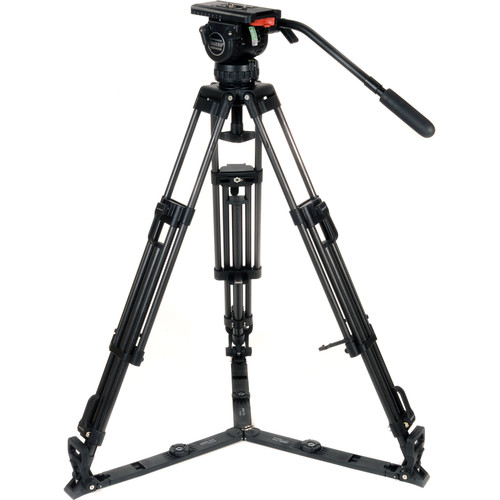 Secced Cinekit 2 Kit with Two-Stage Carbon Fiber Tripod & Fluid Head