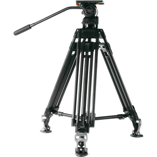 Secced Cinekit 3 Kit with Two-Stage Carbon Fiber Tripod & Fluid Head