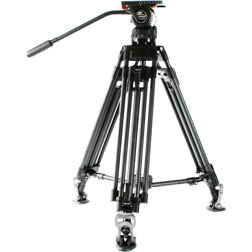 Secced Cinekit 5 Kit with Two-Stage Carbon Fiber Tripod & Fluid Head