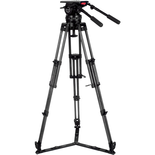 Secced Cinekit 6 Kit with Two-Stage Carbon Fiber Tripod & Fluid Head