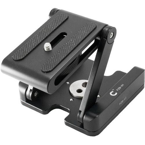CINEGEARS Folding Tilt Adjustable-Mount Thick Plate
