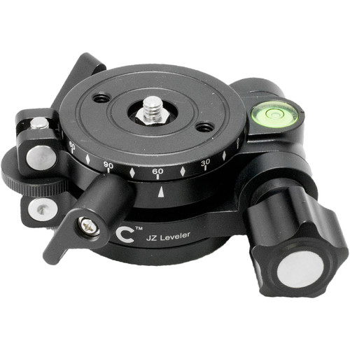 CINEGEARS Dual-Axis Tilt Leveler (Load up to 88 lbs)