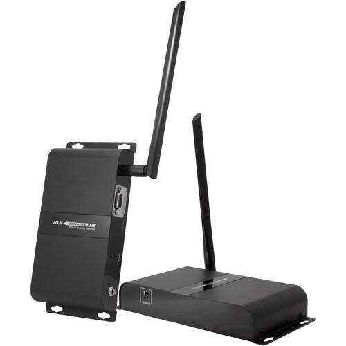 CINEGEARS Wireless Prime Coax 1080p VGA Encrypted Kit