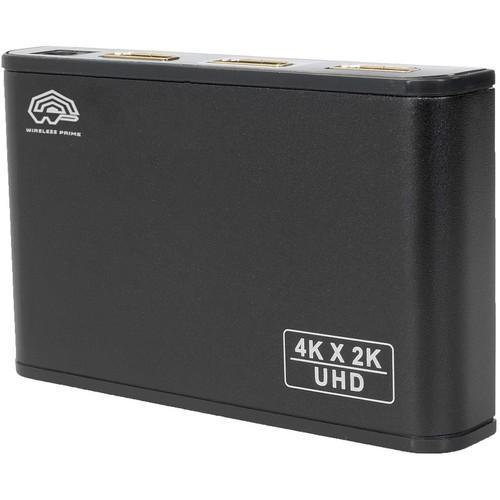 CINEGEARS Wireless Prime UHD 4K HDMI Two-Way Splitter